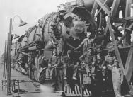 Engine 6152, 1934