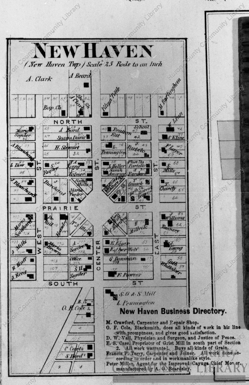 PA-1040 | Huron County Community Library
